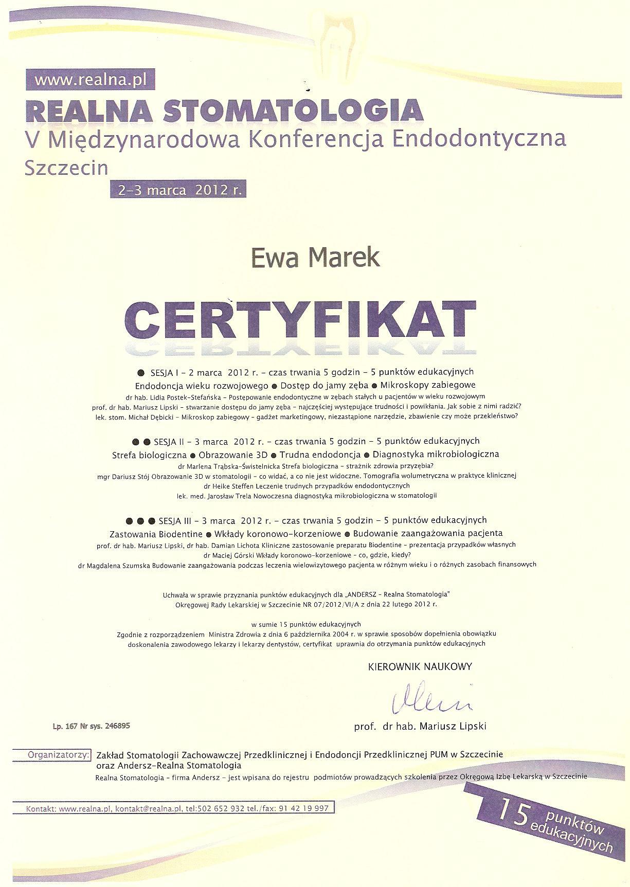 EW dyplom 1